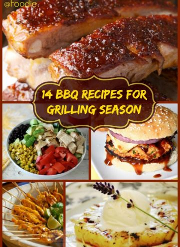 14 BBQ Recipes for Grilling Season