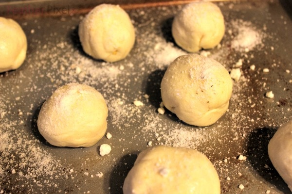 Four Cheese Biscuit Ball Recipe