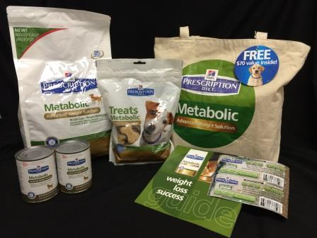 Dog Weight Loss Help with Hill's #HillsPet