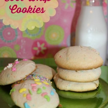 Easy Cool Whip Cookies