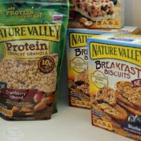 Tasty Breakfast Options with Nature's Valley