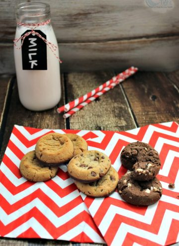 Mrs. Fields Nibblers® Cookies for Easy Desserts #Nibblers