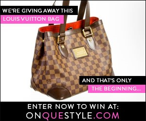 Sell Your Designer Handbags at On Que Style Sweepstakes