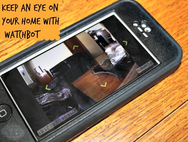Increase Home Security with WatchBot