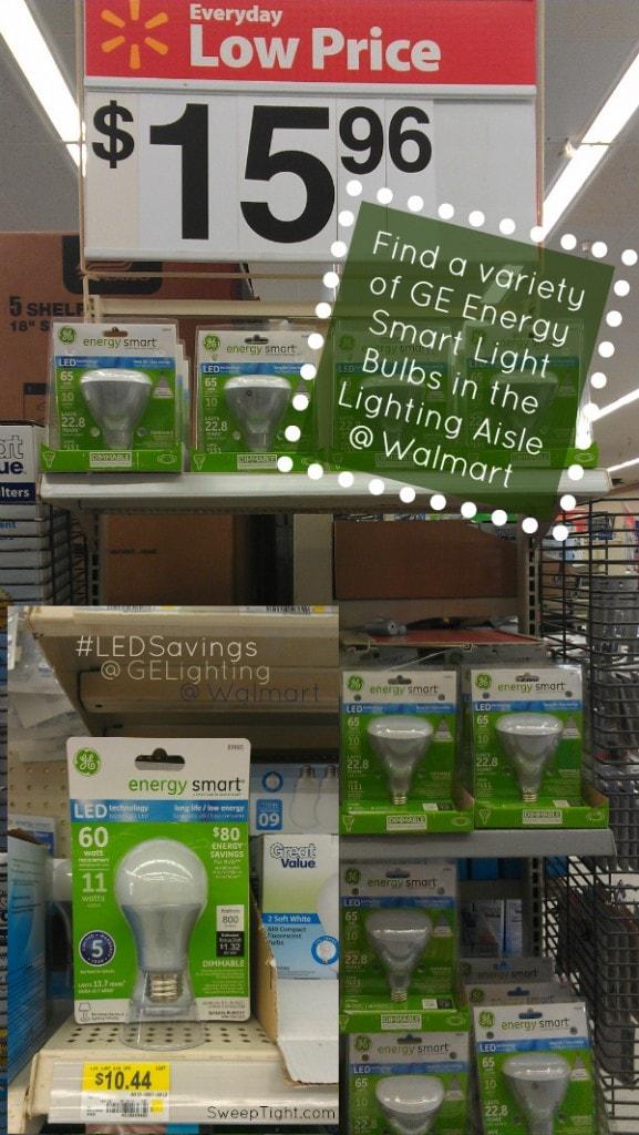 Get Creative Find your light bulb moment @Walmart #LEDSavings #cbias #shop