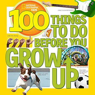 National Geographic Book for tweens