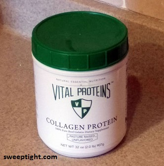 Collagen Protein for Strong Hair and Nails