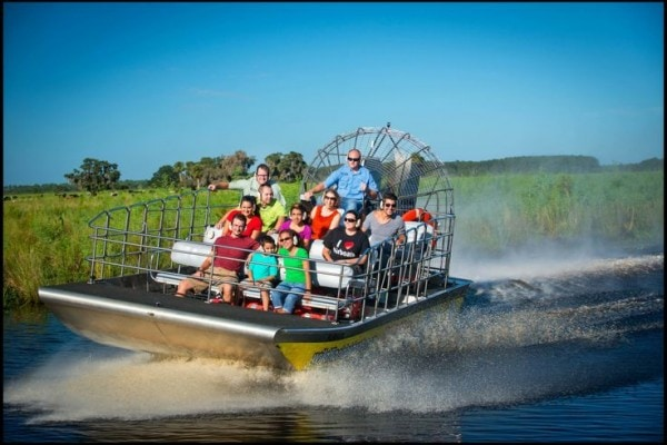 Experience Kissimmee with Wild Florida Airboats! #RockYourVacation