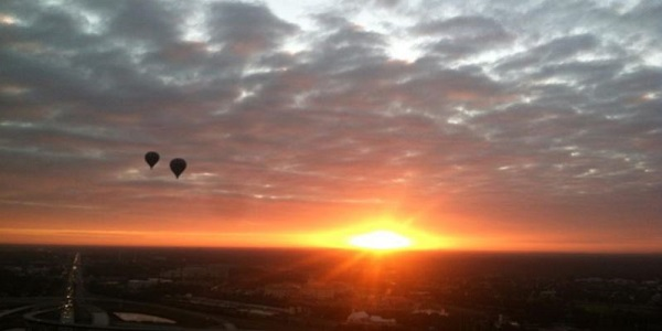 Orlando Balloon Adventures #RockYourVacation
