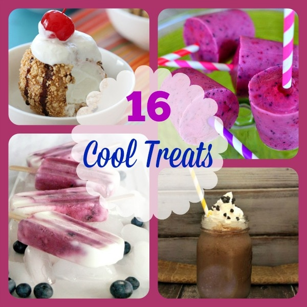 16 Cool Treats for Hot Summer Days