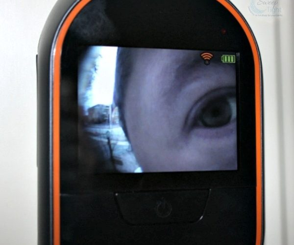 Brinno PeepHole Camera for Increased Door Security