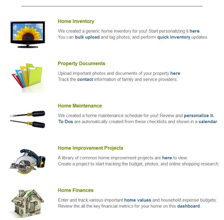 Keep a Home Inventory with HomeZada
