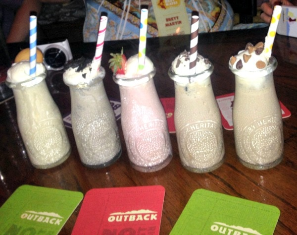 Parade of #MiniMilkshakes