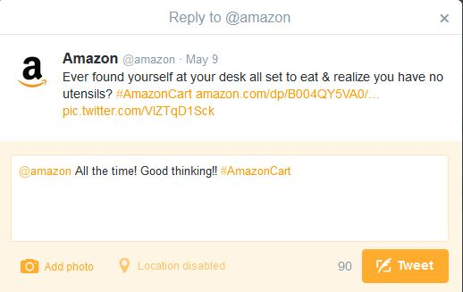 Amazon Shopping Made Even Easier with #AmazonCart #cbias