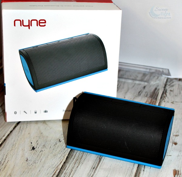 Summer Theme Music with Nyne Mini Speaker