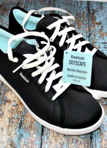Comfort Meets Cute with Reebok Skyscape Shoes