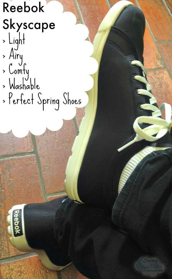 Comfort Meets Cute with Reebok Skyscape Shoes #skyscape #MC #sponsored