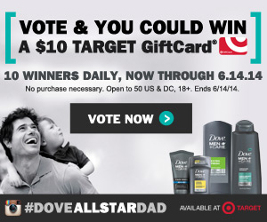 Dove Men+Care at Target – All-Star Dads