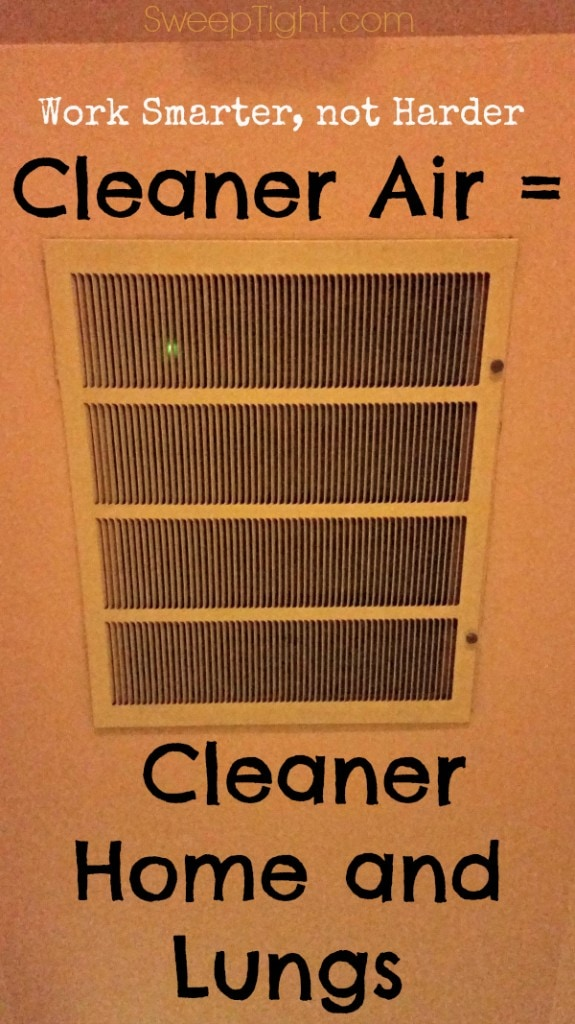 Breathe in clean air and keep a clean house with Filtrete Filters! #sponsored