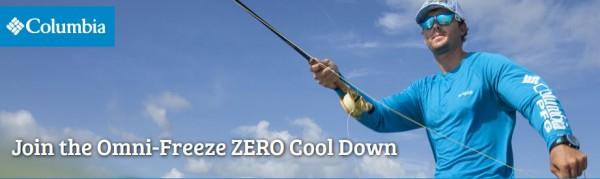 Columbia Omni-Freeze ZERO Cool Down Sweepstakes
