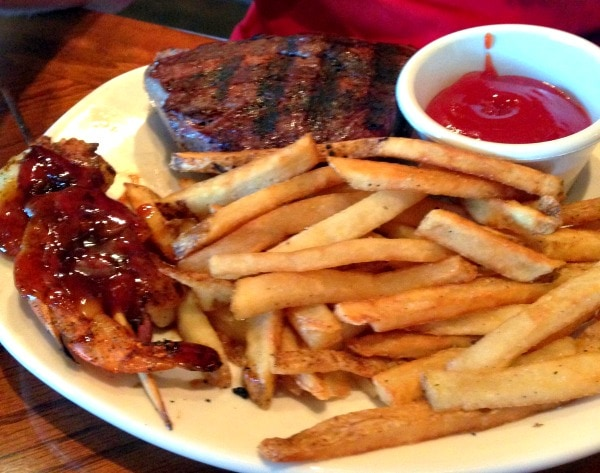 Moonshine BBQ at Outback Steakhouse #MoonshineBBQ