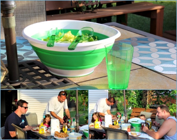 Creating Our Backyard Oasis with Pier 1 #Pier1OutdoorParty #sponsored #MC