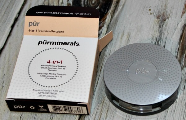 pur minerals 4-in-1 Pressed Mineral Makeup with SPF