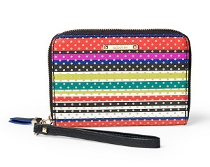 Stella and Dot Wallet fits Galaxy S5 in OtterBox case!