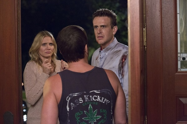Sex Tape with Cameron Diaz, Jason Segel and Robe Lowe