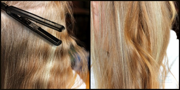 Get Beachy Waves with Karmin Iron