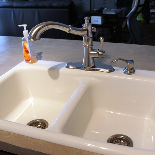 DIY Kitchen Updates with Delta Faucet