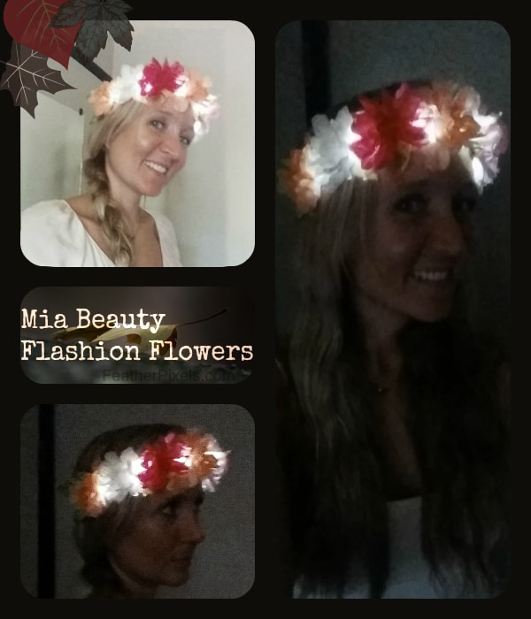 Perfect for Summer Festivals - Mia Beauty Flashion Flowers