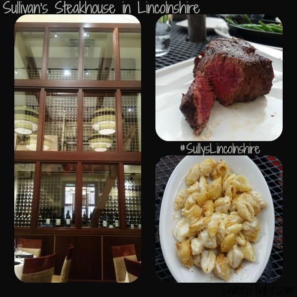 Sullivan's Steakhouse #SullysLincolnshire