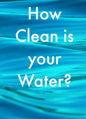 Clean Up Your Water with Adya Clarity