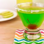 Limoncello Midori Sour Mixed Drink Recipe | Feather Pixels Blog