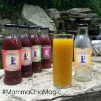 Just so yummy I can't stand it. Odd texture, but great flavor. #MammaChiaMagic