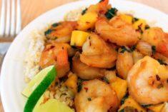 Spicy Mango Shrimp Recipe – Easy Seafood Dinner