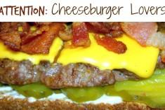 cheeseburger lovers
