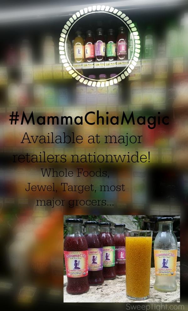 Mamma Chia in store #MammaChiaMagic