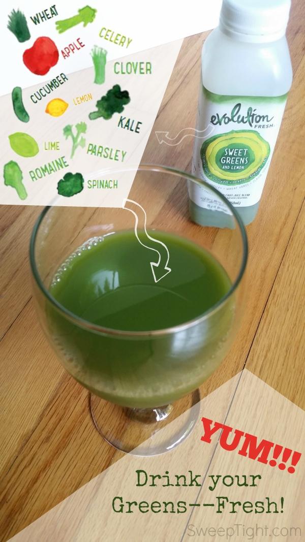 Refreshing Evolution Fresh Juice for Summer #MC