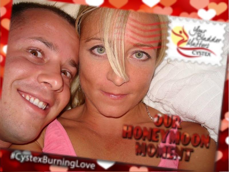 Cystex® Burning Love Honeymoon Mishap Moments #CystexBurningLove