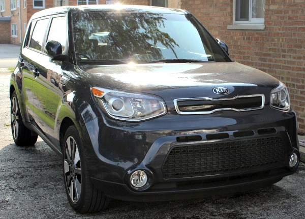 Our 2014 Kia Soul Driving Experience