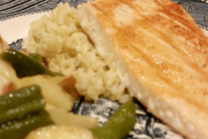 Simple Salmon Recipe takes just 10 minutes