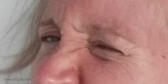 Eww Eye strain is bad for wrinkles