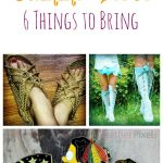 6 Things to Bring to Summer Fests and Outdoor Concerts