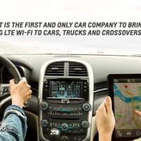 Chevrolet Brings Wi-Fi into the Car #Chevy4G