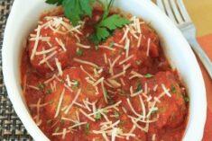 Slow Cooker Meatballs Recipe   Feather Pixels Blog