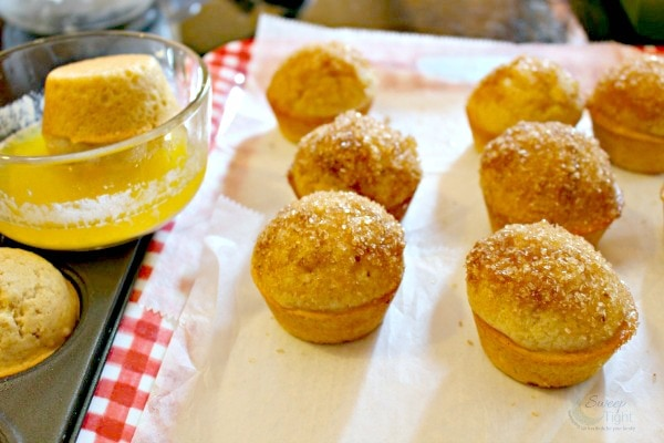 French Toast Breakfast Muffins Recipe