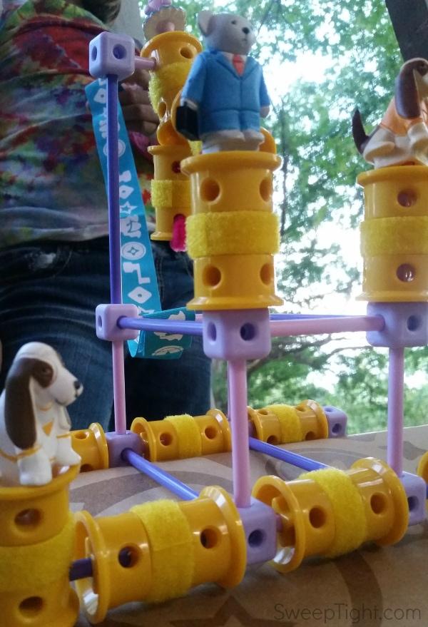 GoldieBlox Parade Float engineer creativity #LookatGoldie