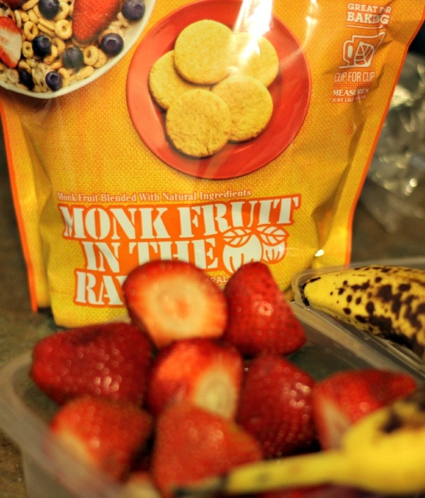 Frozen Yogurt Pops Recipe #MonkFruitInTheRaw #MC #Sponsored